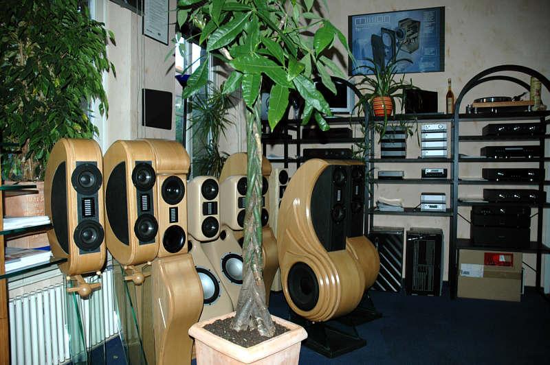 HighEnd Lautsprecher